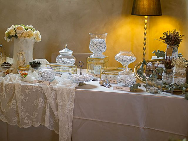 Il matrimonio di Thomas e Federica a Mezzani, Parma 25