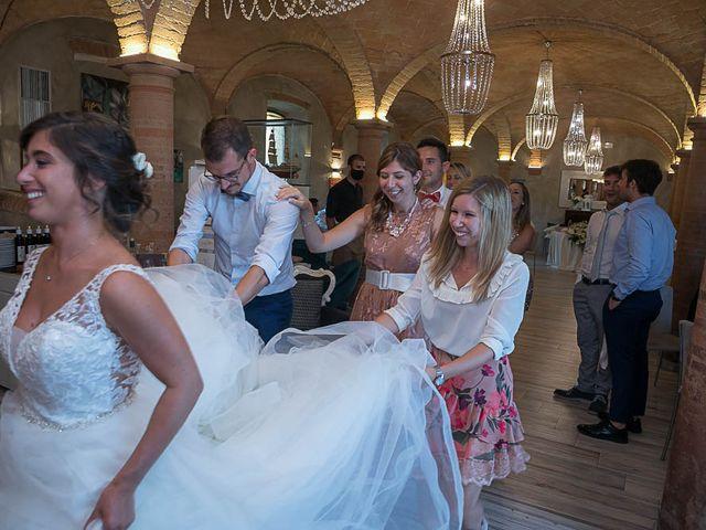 Il matrimonio di Thomas e Federica a Mezzani, Parma 29