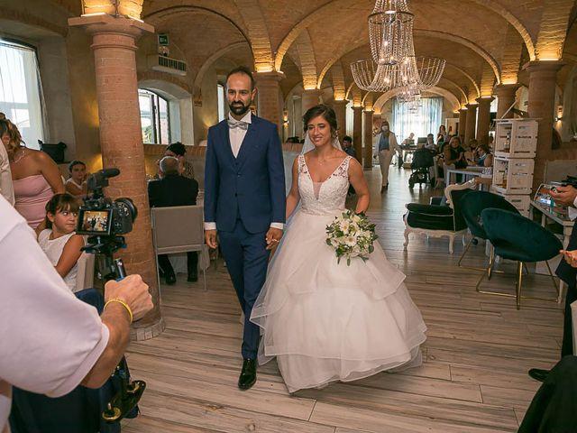 Il matrimonio di Thomas e Federica a Mezzani, Parma 33