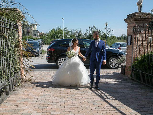 Il matrimonio di Thomas e Federica a Mezzani, Parma 35