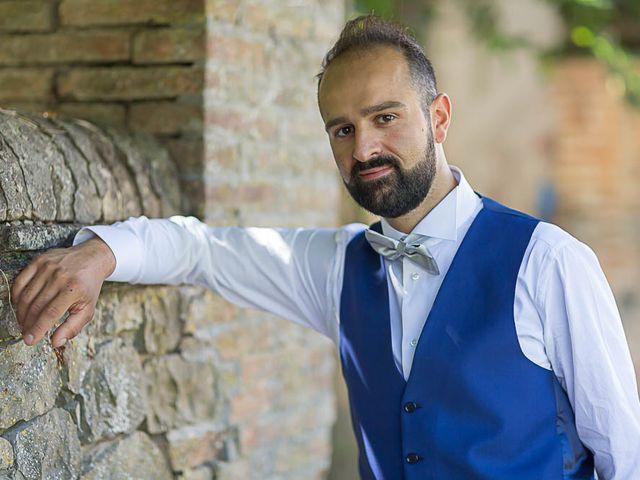 Il matrimonio di Thomas e Federica a Mezzani, Parma 36