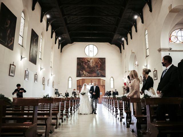Il matrimonio di Gabriele e Giorgia a Bevilacqua, Verona 1