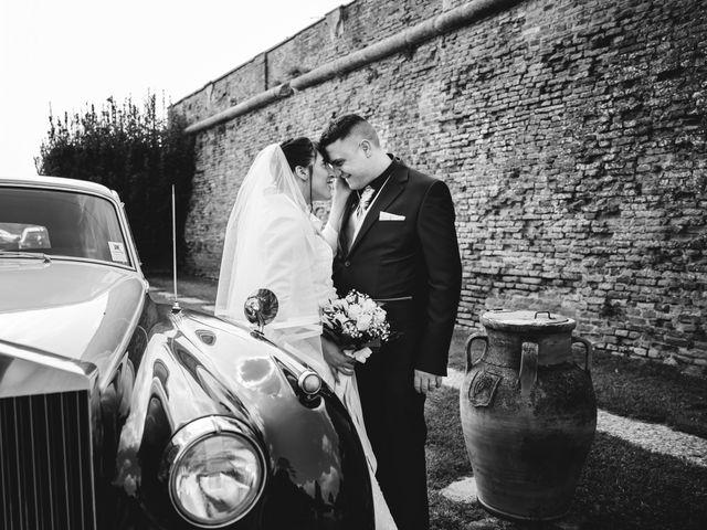 Il matrimonio di Gabriele e Giorgia a Bevilacqua, Verona 14