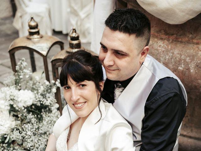Il matrimonio di Gabriele e Giorgia a Bevilacqua, Verona 16