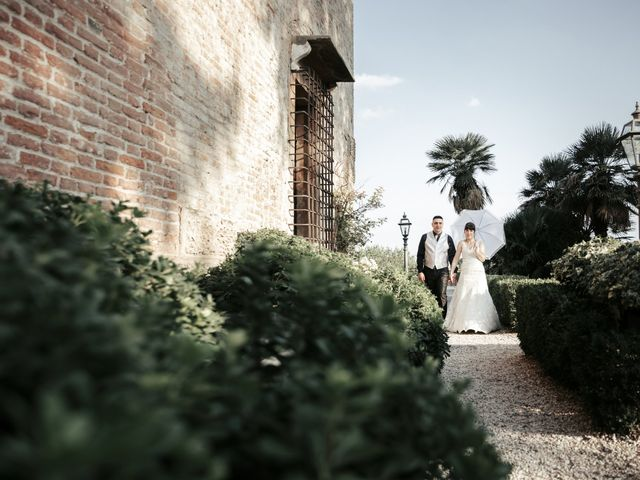Il matrimonio di Gabriele e Giorgia a Bevilacqua, Verona 20