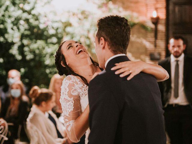 Il matrimonio di Lorenzo e Laura a Roma, Roma 101
