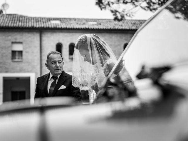 Il matrimonio di Davide e Fiorella a Forlì, Forlì-Cesena 24