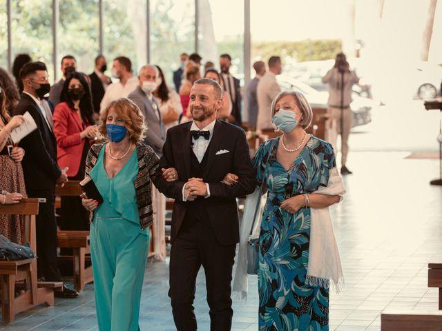 Il matrimonio di Davide e Fiorella a Forlì, Forlì-Cesena 27