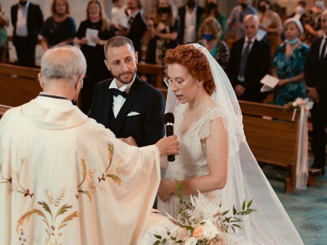 Il matrimonio di Davide e Fiorella a Forlì, Forlì-Cesena 33