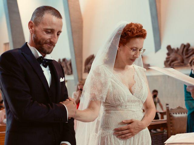 Il matrimonio di Davide e Fiorella a Forlì, Forlì-Cesena 34