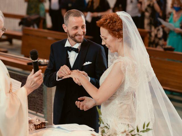 Il matrimonio di Davide e Fiorella a Forlì, Forlì-Cesena 35