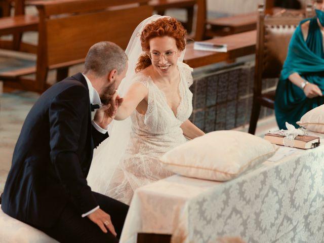 Il matrimonio di Davide e Fiorella a Forlì, Forlì-Cesena 41