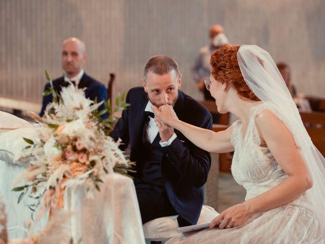 Il matrimonio di Davide e Fiorella a Forlì, Forlì-Cesena 42