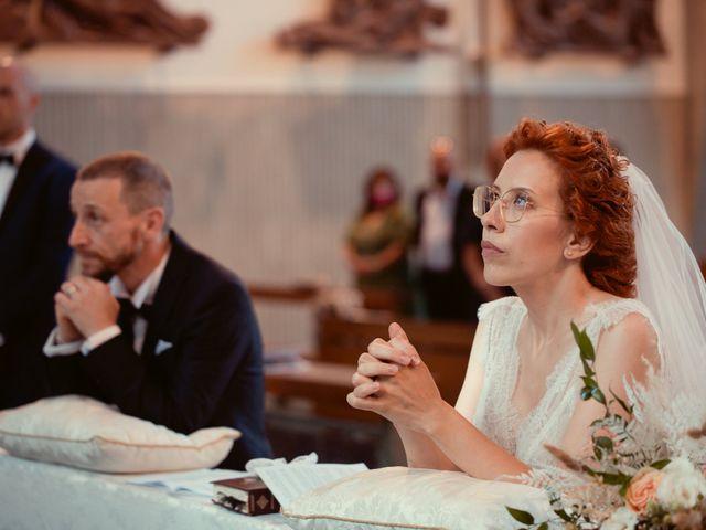 Il matrimonio di Davide e Fiorella a Forlì, Forlì-Cesena 43