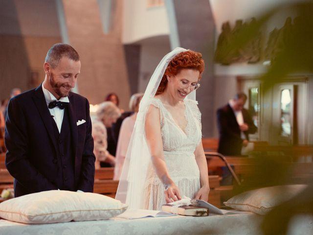 Il matrimonio di Davide e Fiorella a Forlì, Forlì-Cesena 46