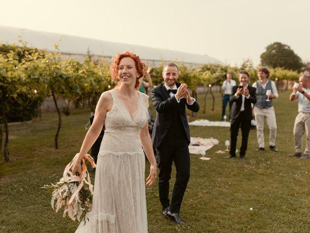 Il matrimonio di Davide e Fiorella a Forlì, Forlì-Cesena 62