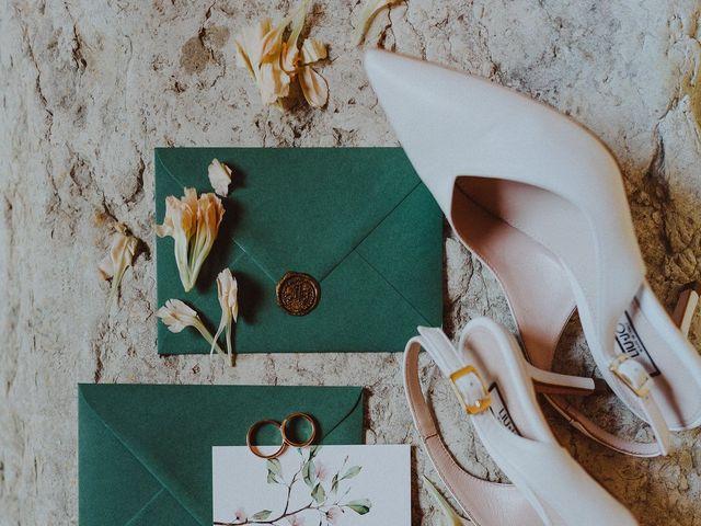 Il matrimonio di Stefano e Michela a Cingoli, Macerata 3