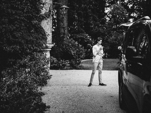 Il matrimonio di Stefano e Michela a Cingoli, Macerata 11