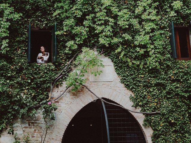 Il matrimonio di Stefano e Michela a Cingoli, Macerata 12