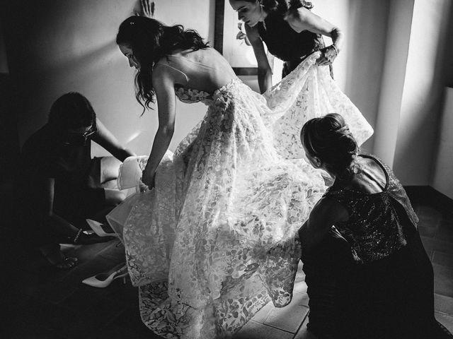 Il matrimonio di Stefano e Michela a Cingoli, Macerata 15