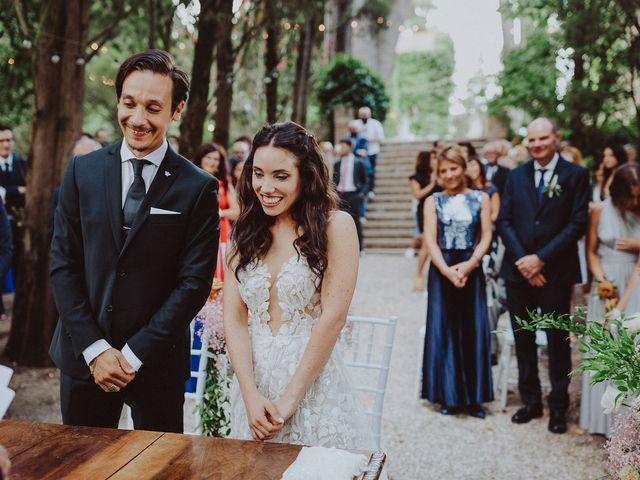 Il matrimonio di Stefano e Michela a Cingoli, Macerata 20