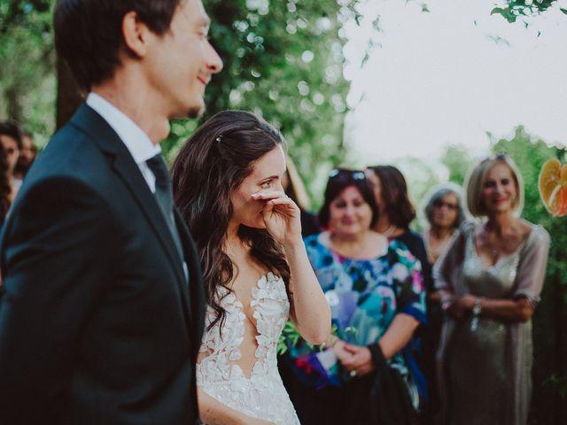 Il matrimonio di Stefano e Michela a Cingoli, Macerata 22