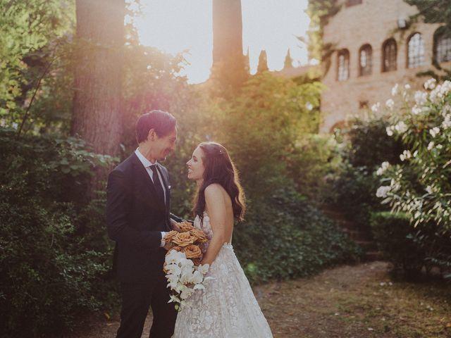 Il matrimonio di Stefano e Michela a Cingoli, Macerata 26