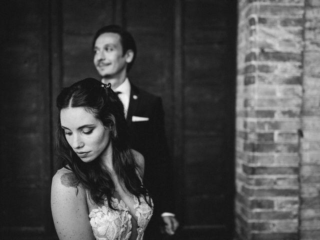 Il matrimonio di Stefano e Michela a Cingoli, Macerata 1
