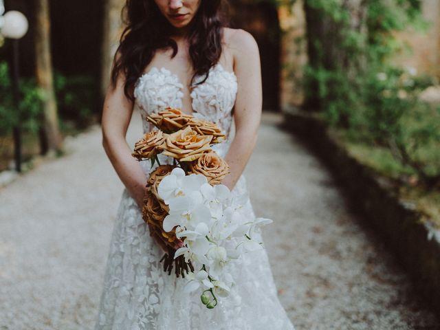 Il matrimonio di Stefano e Michela a Cingoli, Macerata 27