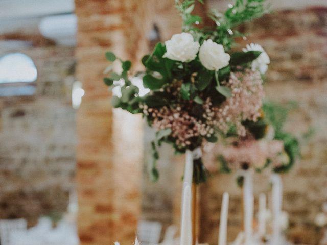 Il matrimonio di Stefano e Michela a Cingoli, Macerata 32