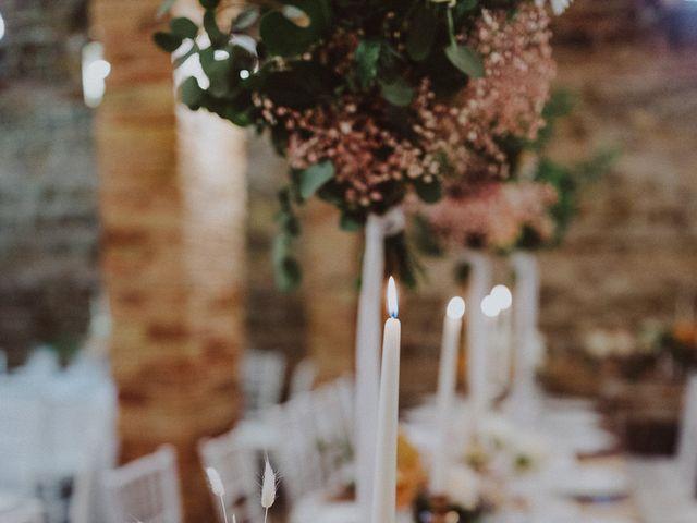 Il matrimonio di Stefano e Michela a Cingoli, Macerata 34