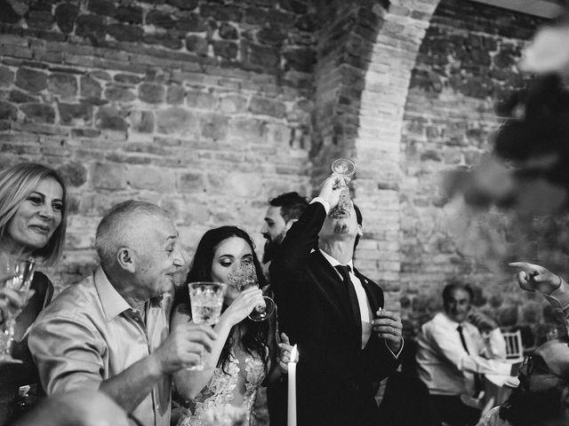 Il matrimonio di Stefano e Michela a Cingoli, Macerata 37