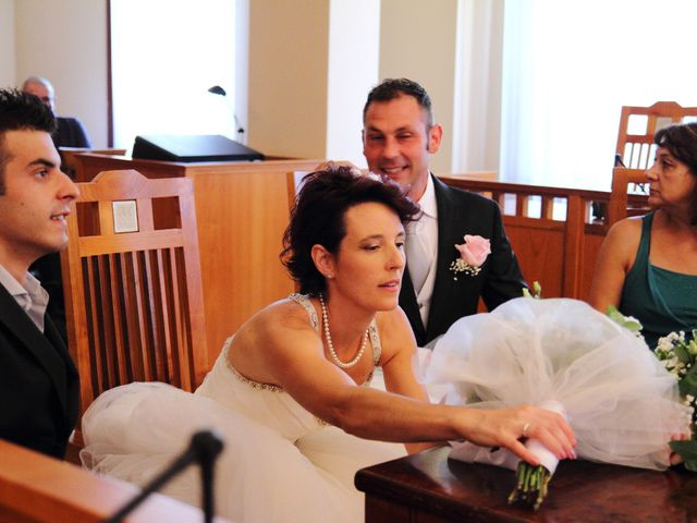 Il matrimonio di Cristian e Silvia a Cornedo Vicentino, Vicenza 6