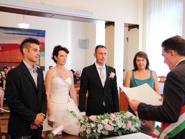Il matrimonio di Cristian e Silvia a Cornedo Vicentino, Vicenza 8