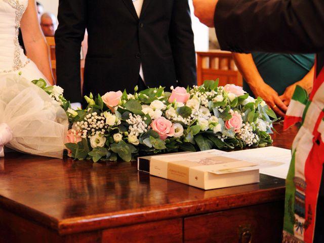 Il matrimonio di Cristian e Silvia a Cornedo Vicentino, Vicenza 9