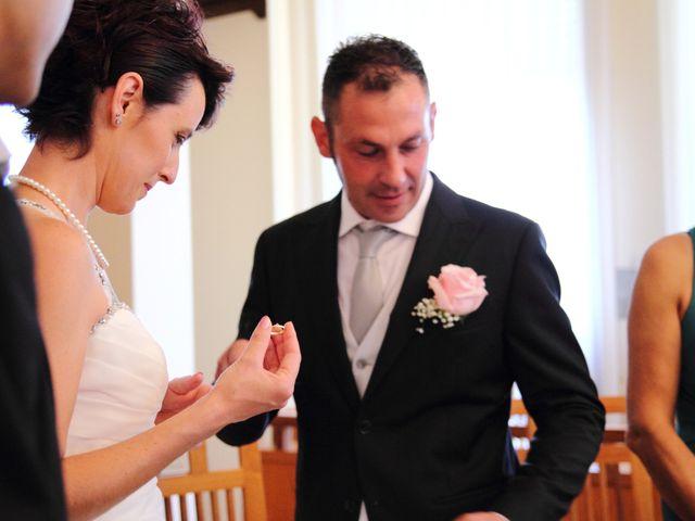 Il matrimonio di Cristian e Silvia a Cornedo Vicentino, Vicenza 10