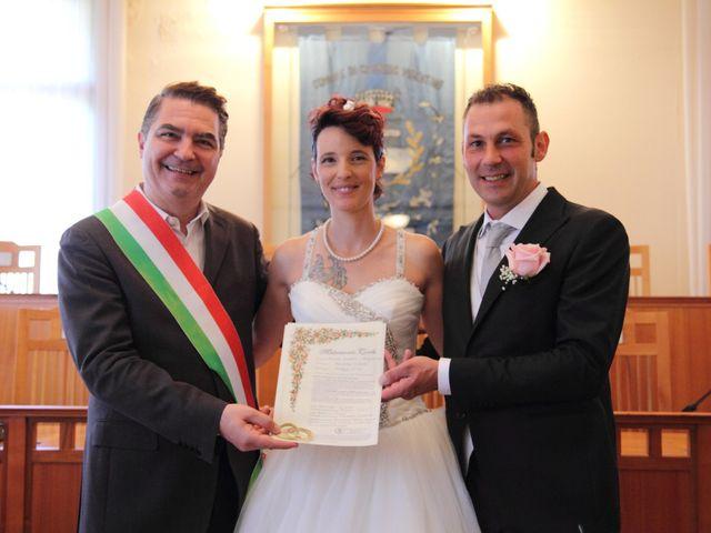 Il matrimonio di Cristian e Silvia a Cornedo Vicentino, Vicenza 14