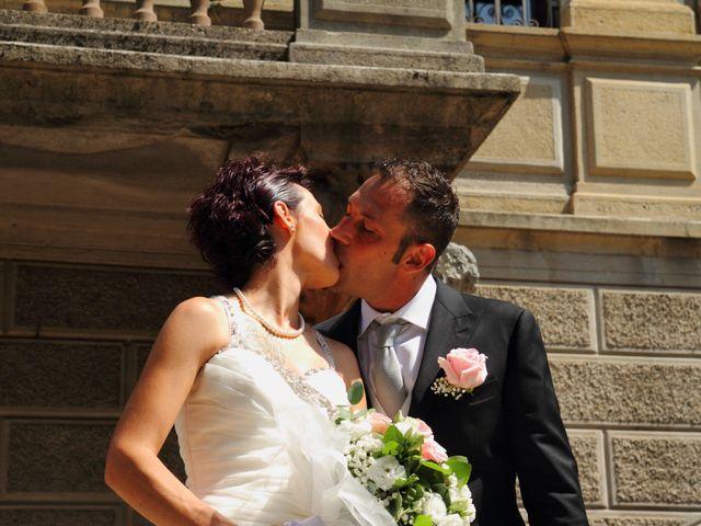 Il matrimonio di Cristian e Silvia a Cornedo Vicentino, Vicenza 16