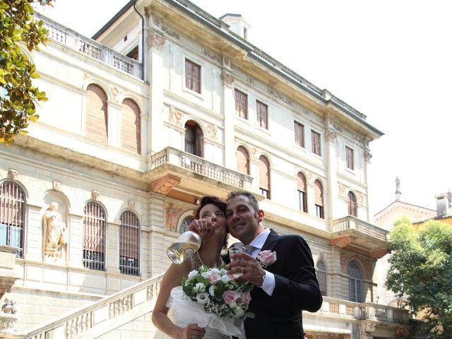 Il matrimonio di Cristian e Silvia a Cornedo Vicentino, Vicenza 18