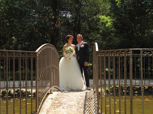 Il matrimonio di Cristian e Silvia a Cornedo Vicentino, Vicenza 19