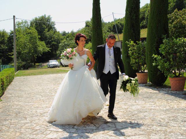Il matrimonio di Cristian e Silvia a Cornedo Vicentino, Vicenza 23