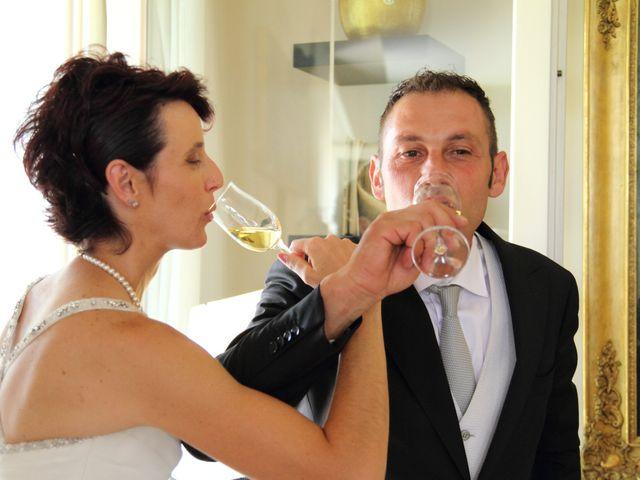 Il matrimonio di Cristian e Silvia a Cornedo Vicentino, Vicenza 31