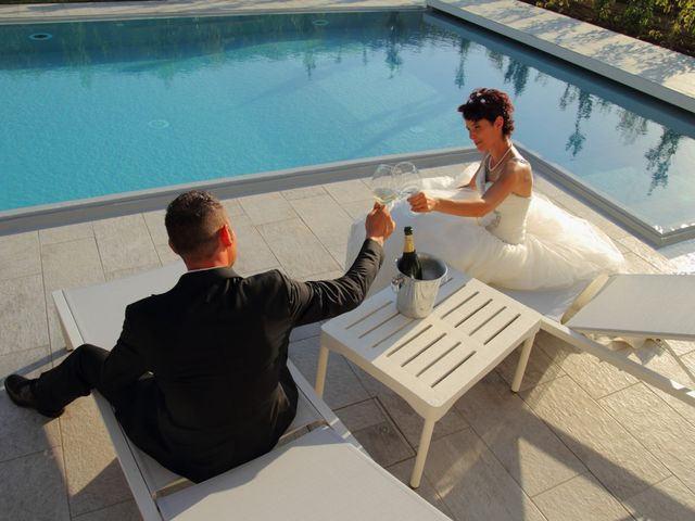 Il matrimonio di Cristian e Silvia a Cornedo Vicentino, Vicenza 35