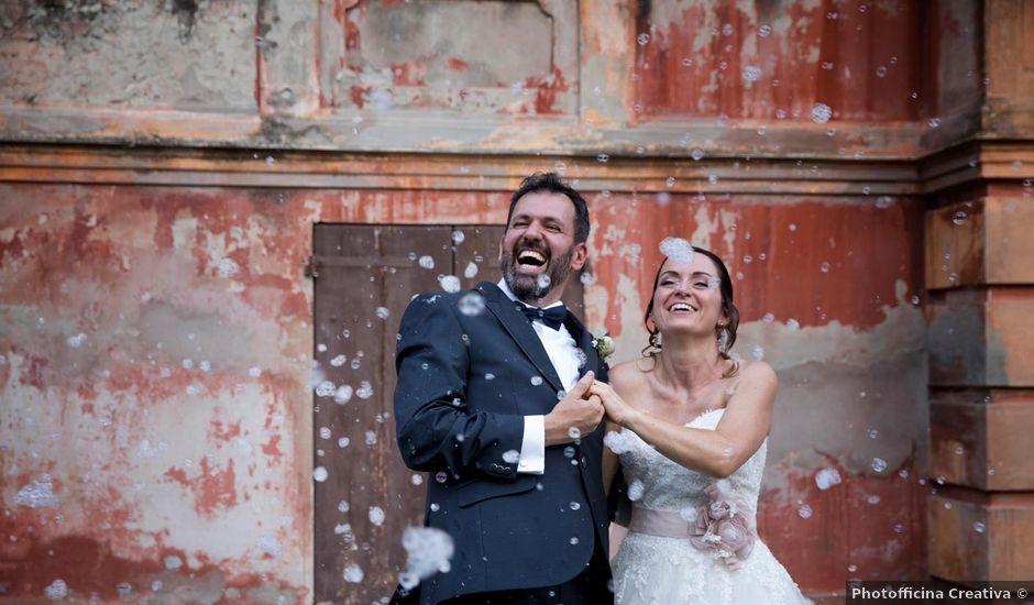 Il matrimonio di Alain e Monica a Modena, Modena