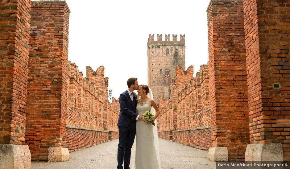 Il matrimonio di Michele e Barbara a Verona, Verona