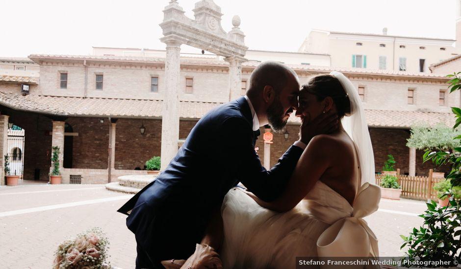 Il matrimonio di Antonia e Jacopo a Grosseto, Grosseto