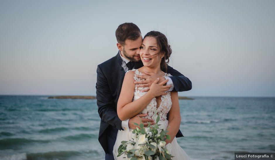 Il matrimonio di Cristiano e Cosmery a San Marzano di San Giuseppe, Taranto