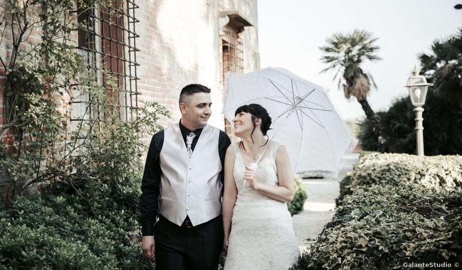 Il matrimonio di Gabriele e Giorgia a Bevilacqua, Verona