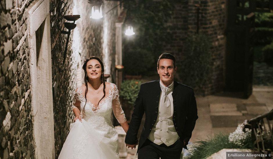 Il matrimonio di Lorenzo e Laura a Roma, Roma