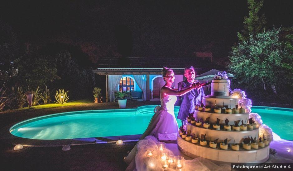 Il matrimonio di Beppe e Elena a Cormons, Gorizia